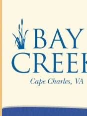 Bay Creek at Cape Charles